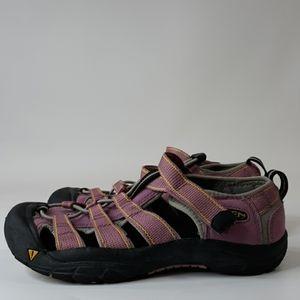 Keen Hiking Sandals Pink